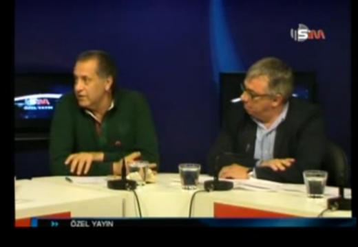 27 Mart 2014 Sim TV KTOEÖS ve Fransız Öğretmen Sendikası SNETTA işbirliği
