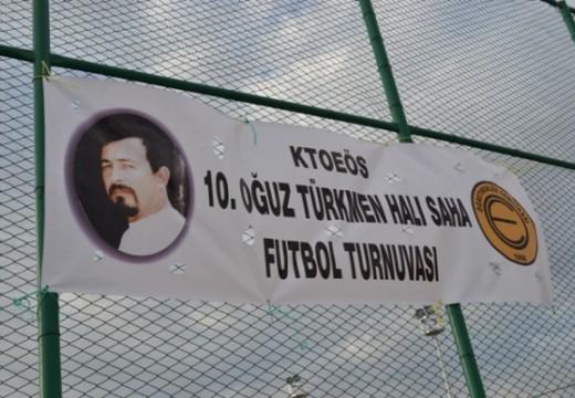 KTOEÖS Oğuz Türkmen Halı Saha Turnuvamız Tüm Hızıyla Devam Ediyor