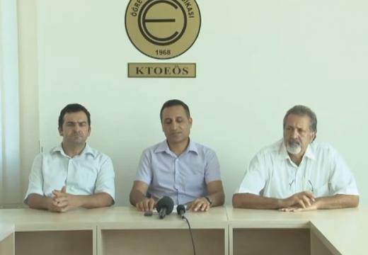 KTOEÖS Basın Toplantısı 16 Eylül 2014
