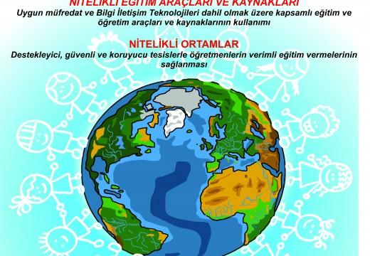 5 Ekim Dünya Öğretmenler Günü