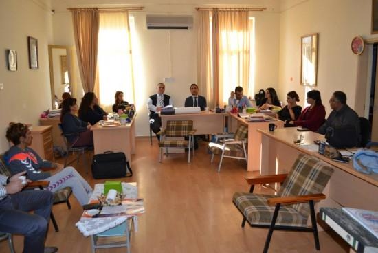 6- 7 Kasım Mesarya bölge okul ziyaretleri ve dayanışma yemeğimiz gerçekleşti