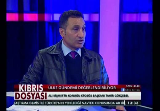 """KTOEÖS Başkanı Tahir Gökçebel : """"Çalışandan Çalarak Sermaye Besleniyor"""""""