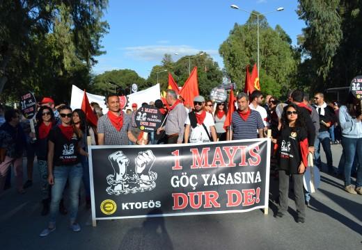 1 Mayıs: Ortak Vatan İçin Ortak Mücadele