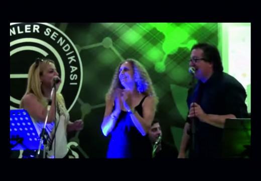 3 Haziran 2015 Nazım Hikmet Ran'ı Şarkı, Şiir & Dramayla Anma Gecemiz
