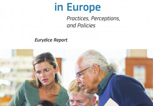 Avrupa'da Öğretmenlik Mesleği üzerine Güncel Veriler Eurydice Raporu İngilizce