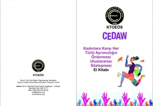 CEDAW Sözleşmesi El Raporu