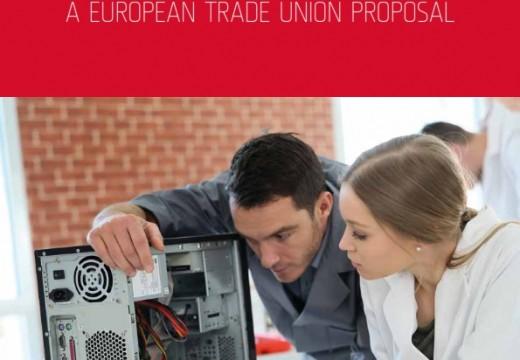 Çıraklık için Avrupa Nitelik Çerçevesinin Oluşturulması Raporu