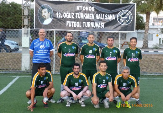 Oğuz Türkmen Halı Saha Turnuvamız Devam Ediyor