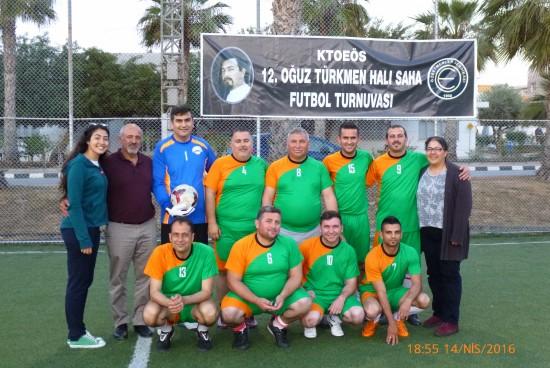 12. Oğuz Türkmen Halı Saha Futbol Turnuvası 3. Hafta Sonuç ve Puan Durumu