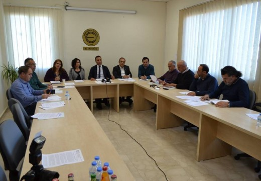 31 Mart 2016 Yönetim Kurulu Basın Toplantısı İlahiyat ve Maaş Krizi