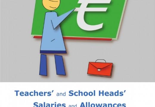 Avrupa'da Öğretmen ve Okul Yöneticileri Maaşları 2015 – İngilizce