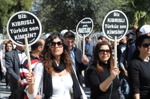 Kıbrıs Türk Toplumuna İRADESİ GERİ VERİLMELİDİR