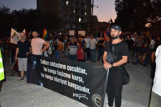 """""""BARIŞA"""" Duyulan Özlemimizi Yineledik"""