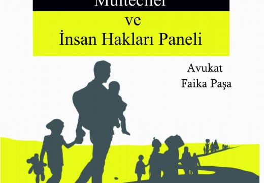 Mülteciler ve İnsan Hakları Paneli
