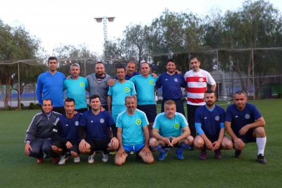 Oğuz Türkmen Halı Saha Futbol Turnuvamız Start Aldı