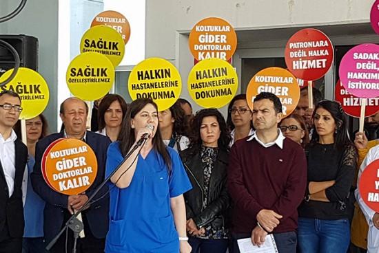 """UBP-DP Hükümetine Çağrımızdır; """"Tavşana Kaç, Tazıya Yakala"""" Politikasından Vazgeçin!"""
