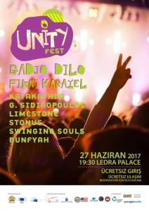 unity fest turkce