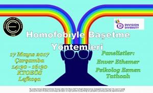 PANEL Afiş Homofobiyle Başetme Yöntemleri