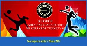 KTOEÖS Kadın Spor Turnuvası