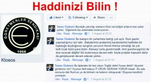 Haddinizi Bilin